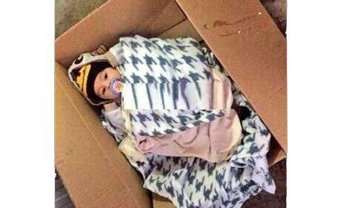 baby-found-in-dumped-box_kuwait