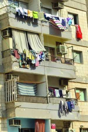 campaign-against-air-drying-clothes-in-balcony_kuwait