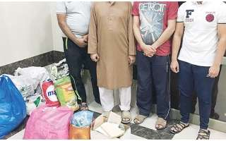 4-people-arrested-for-practicing-black-magic_kuwait