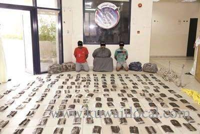 police-foil-bid-to-smuggle-160kgs-of-cannabis-from-iran_kuwait