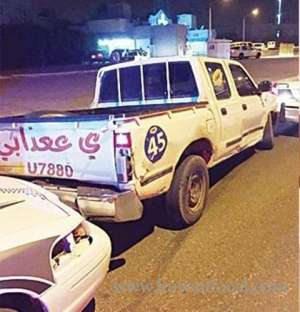 reckless-driver-arrested_kuwait