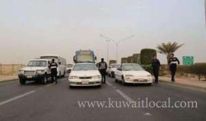 37422-traffic-citations-issued-in-security-campaigns_kuwait