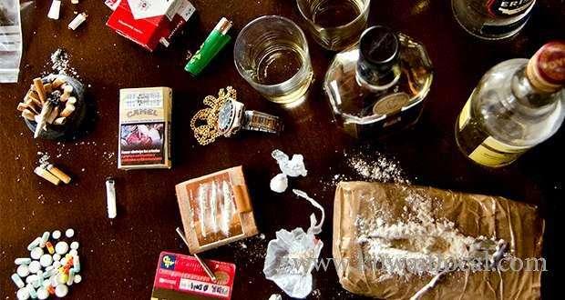 drug and alcohol addiction a major