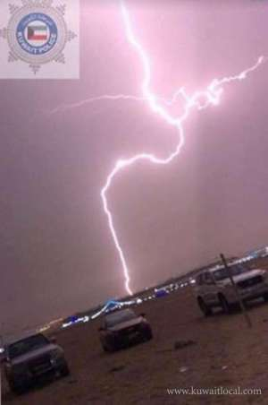 ministry-of-interior-urged-motorists-to-be-cautious-due-to-rains_kuwait