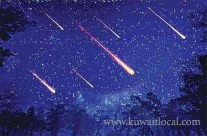 kuwait-to-witness-meteor-shower-tuesday-evening_kuwait