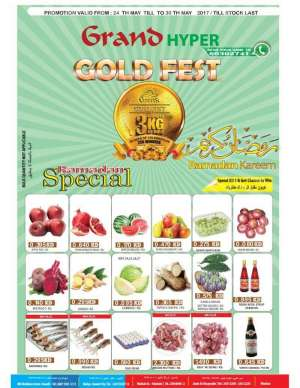 gold-fest in kuwait
