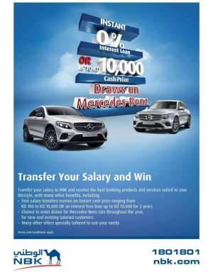 transfer-your-salary-and-win in kuwait