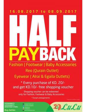half-pay-back in kuwait