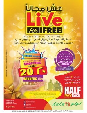 live-for-free in kuwait