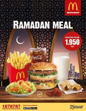 ramadan-meal in kuwait