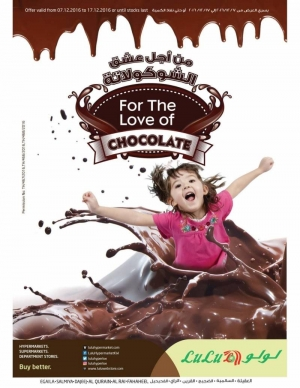 lulu-hypermarket-for-the-love-of-chocolate in kuwait