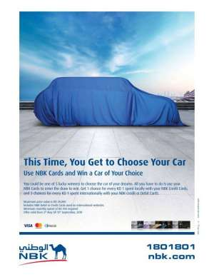this-time,-you-get-to-choose-your-car-3- in kuwait