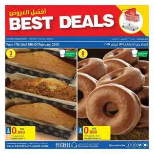 best-deals-at-carrefour-360,-avenues-and-salmiya in kuwait