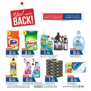 carrefour-weekend-promotions in kuwait