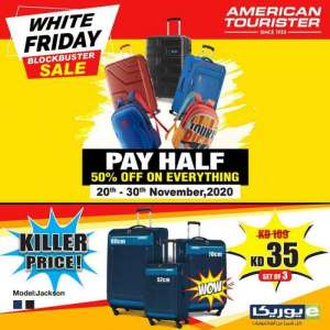 eureka-white-friday-sale-offers in kuwait