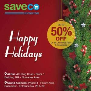 saveco-happy-holidays-offers in kuwait