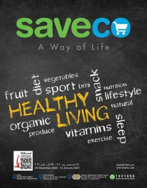 saveco-healthy-living-offers in kuwait
