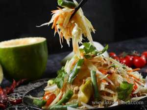 green-papaya-salad-kuwait