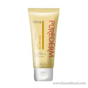 purederm-luxury-therapy-gold-peel-off-mask-kuwait