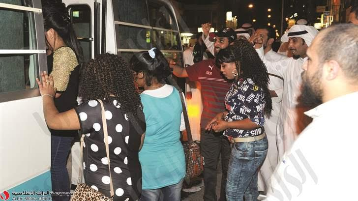 65 Expat women arrested in clampdown on cafes in Kuwait