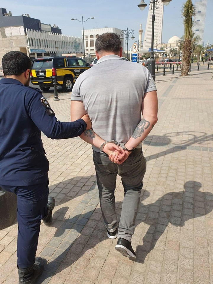 Romanian Arrested For Installing ATM Card Skimming Device In Kuwait City